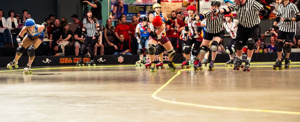 "I was lucky enough to shoot the TX Roller Girls season opener last weekend (Photogs take note, they are changing their camera policy ""pro"" gear may require media credentials, please check the website before the bout). It was fun to be able to see Derby again, and I ended up […]"